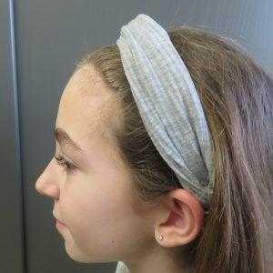 Bandeau cheveux femme tissu – serre-tête headband taille unique